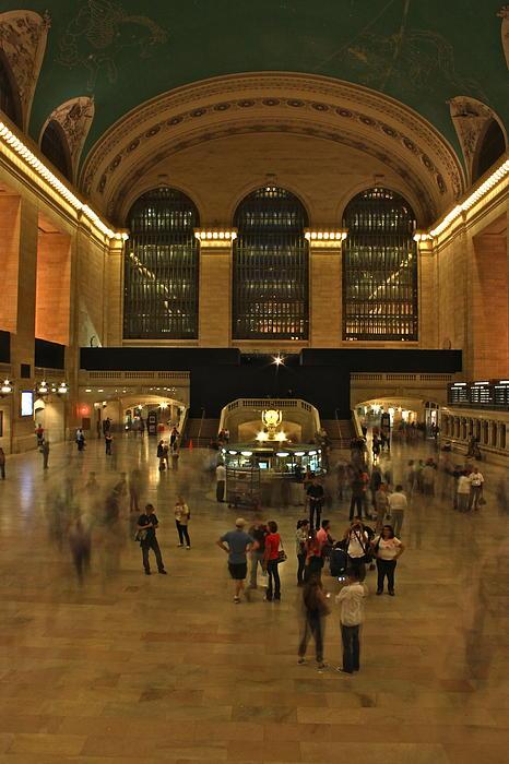 Grand Central Terminal Print by Jordan  Drapeau
