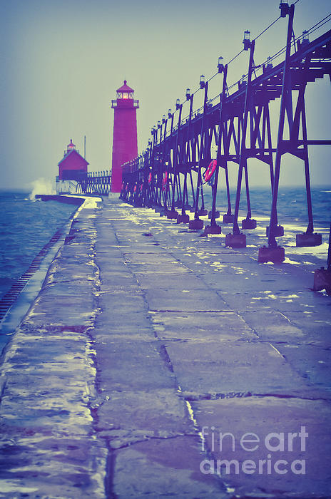 Brad  Wheeler - Grand Haven Winter