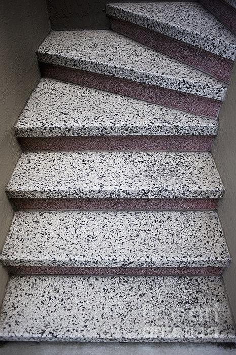 Granite Stairs Print by Sam Bloomberg-rissman