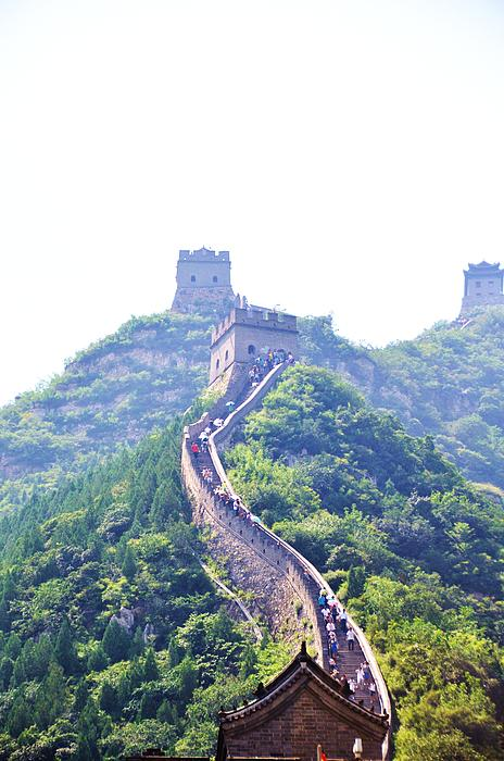 Connor Duffy - Great Wall of China