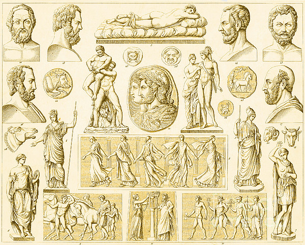 greek and roman mythological figures List of roman deities a number of figures from greek mythology who were not part of roman religious practice appear in latin mythological narratives.