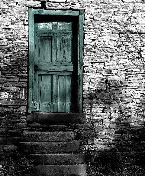 Gerri Ricci - Green Door