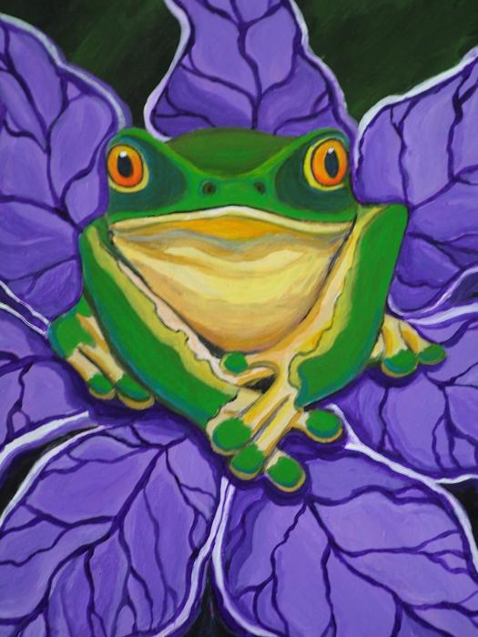 Nick Gustafson - Green Frog