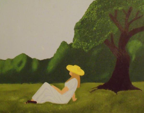 Vonna Beam - Green Pastures