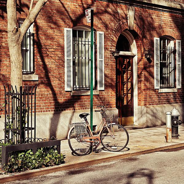 Benjamin Matthijs - Greenwich Village