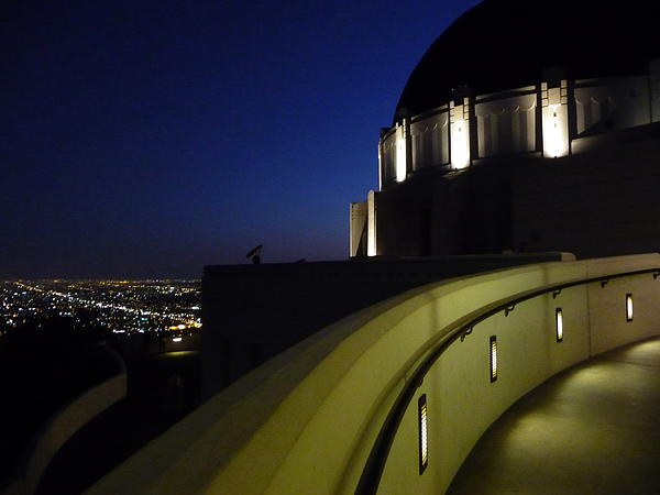 Marie Sager - Griffith Observatory