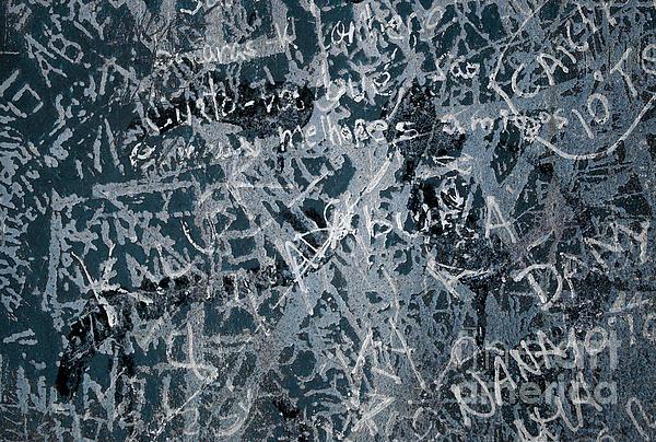Grunge Background I Print by Carlos Caetano
