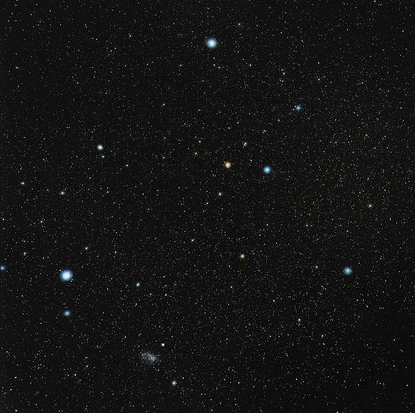 Grus Constellation Print by Eckhard Slawik