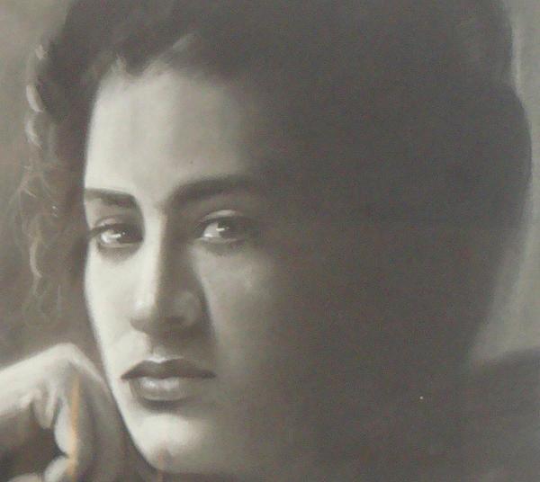 Guest Print by Maryam Salamat