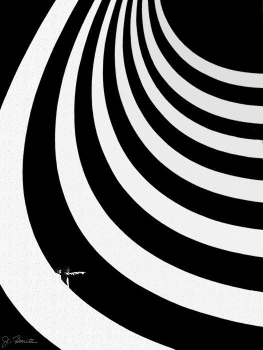 Guggenheim Plus Print by Joe Bonita