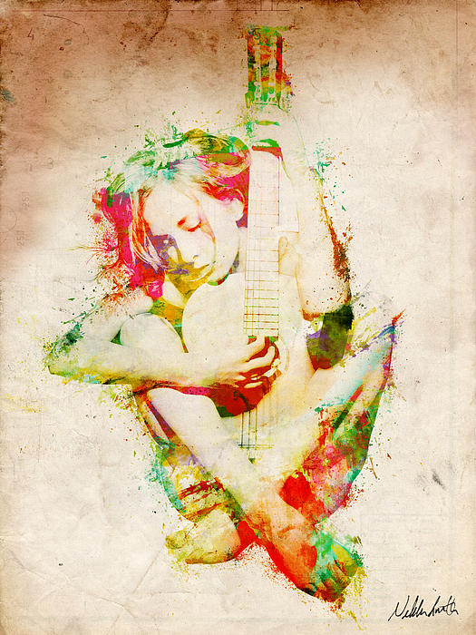 Nikki Marie Smith - Guitar Lovers Embrace