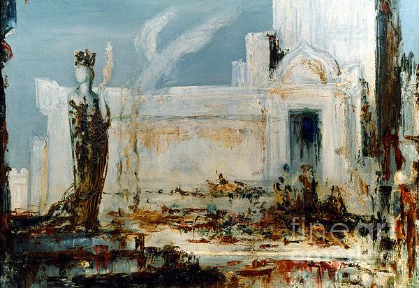 Gustave Moreau: Helene Print by Granger