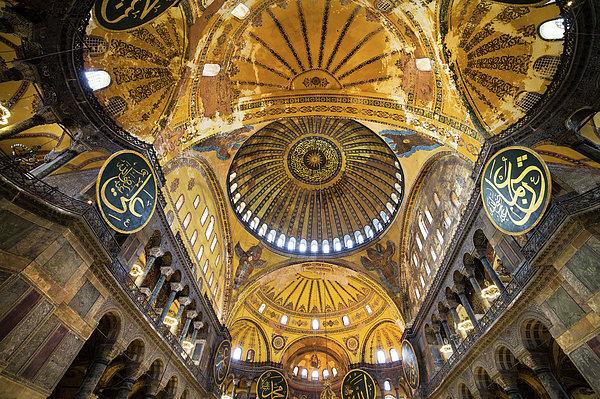 Hagia Sophia Byzantine Architecture Print by Artur Bogacki