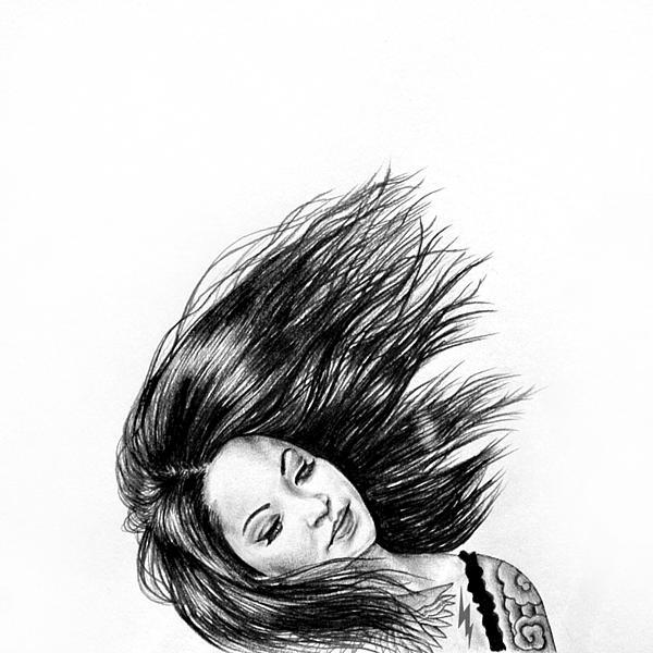 Elaine Lorey - Hair Flip 1