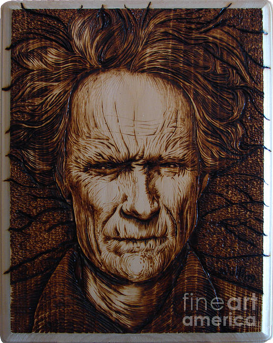 Hairy Dirty Pyrography - Hairy