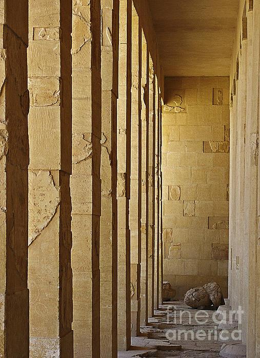 Mary Machare - Hall of the Pharaoh