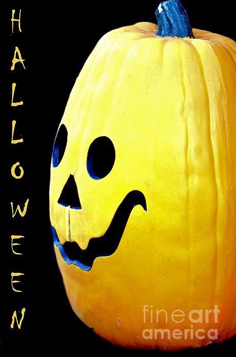 Halloween 1 Print by Maria Urso
