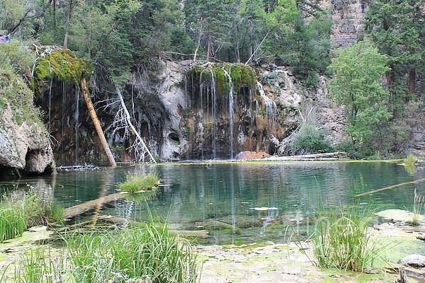 Martha Griffith - Hanging Lake