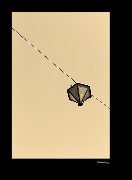 Xoanxo Cespon - Hanging Light