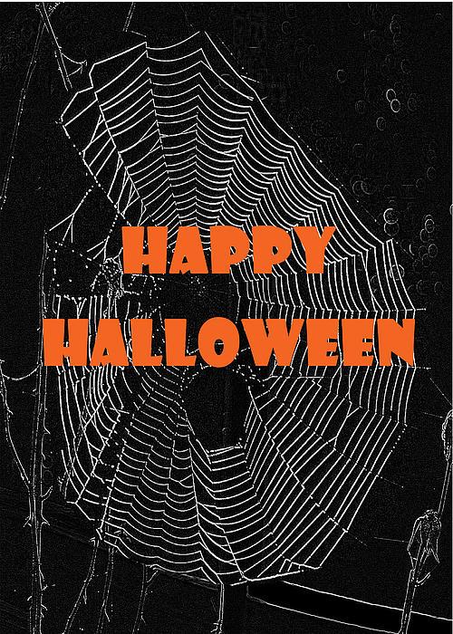 Judy Hall-Folde - Happy Halloween Web