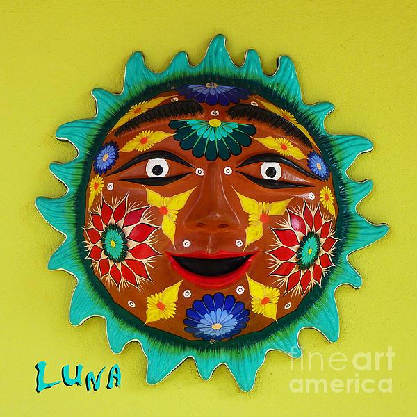 Xueling Zou - Happy Luna Face
