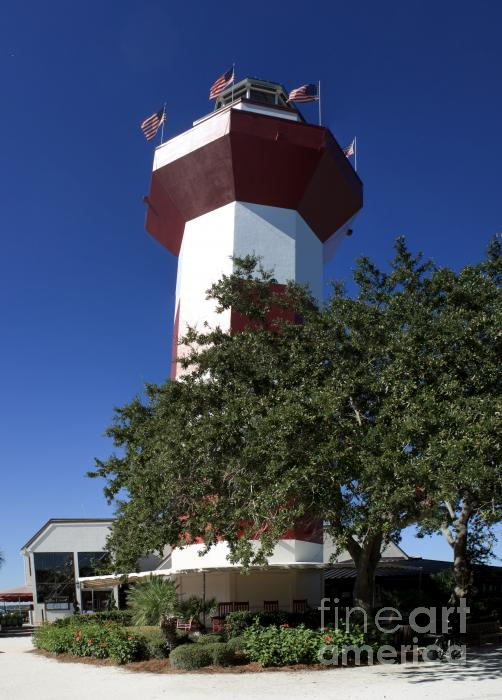 Harbourtown Lighthouse Photograph
