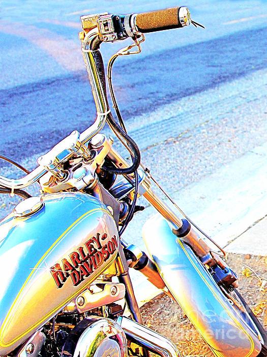 Wingsdomain Art and Photography - Harley-Davidson