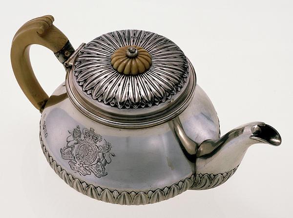 Hawaii - Royal Teapot Print by Granger