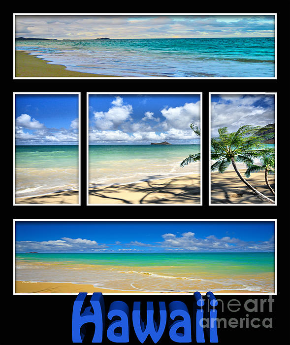 Cheryl Young - Hawaii Pentaptych