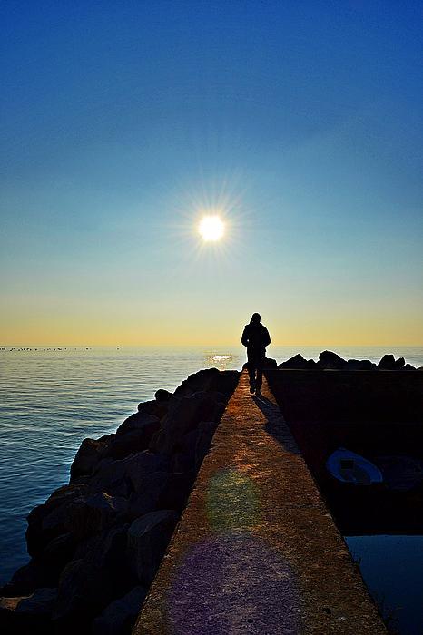 Sandro Ramani - Heading for the light