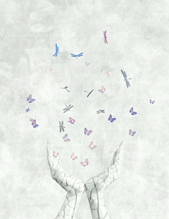 Heal Print by Photodream Art