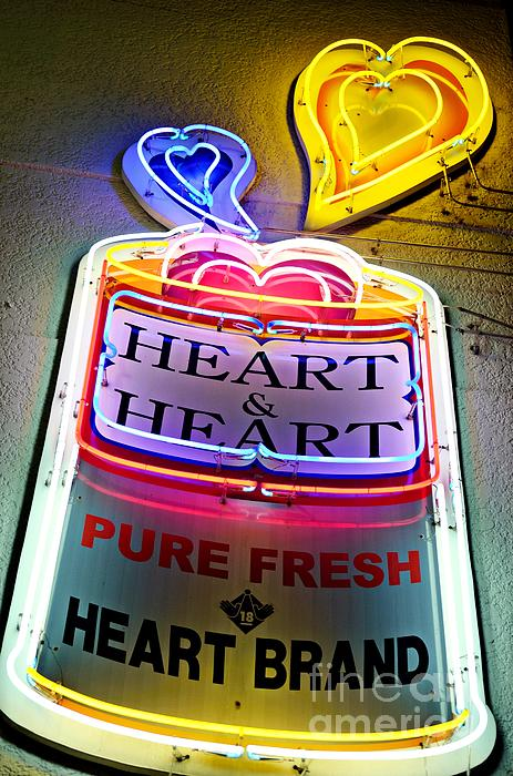 Dean Harte - Heart and Heart Neon