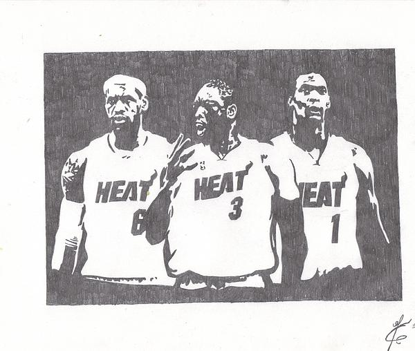 Heat Print by Nick Theodor