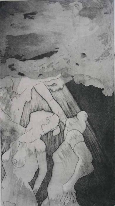 Heaven Is Print by Brad Wilson