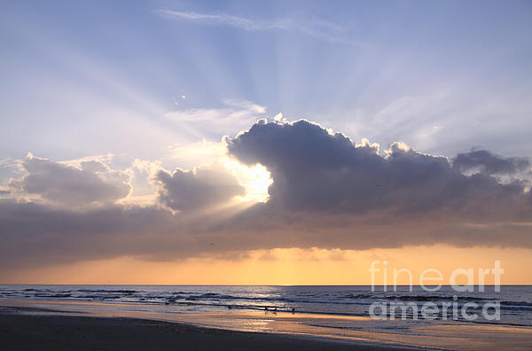 HJBH Photography - Heavenly rays of light
