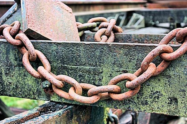 Kristin Elmquist - Heavy Chain