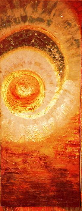 Here Comes The Sun II Print by Anne-Elizabeth Whiteway
