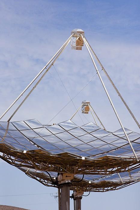 Hermansburg Solar Energy Receiver Print by Stephen Alvarez
