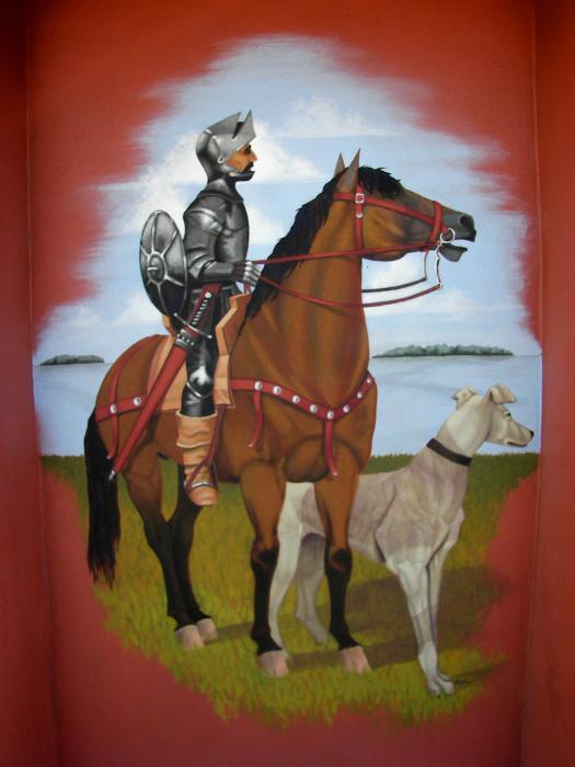 Hernando De Soto By Charles Peck