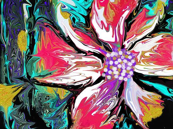 Hibiscus Print by David Raderstorf