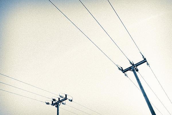 High Energy Print by Martyn Williams