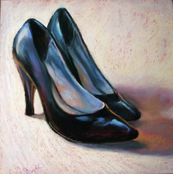 High Style II Print by Donna Shortt