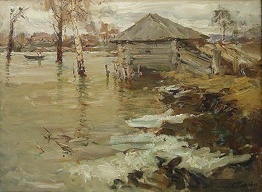 Alexey Garin - High Water
