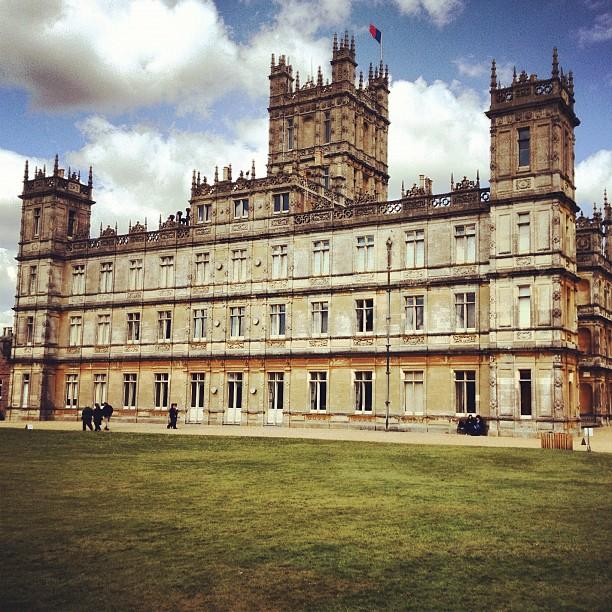 Bob Kingsley - Highclere Castle - Downton Abbey
