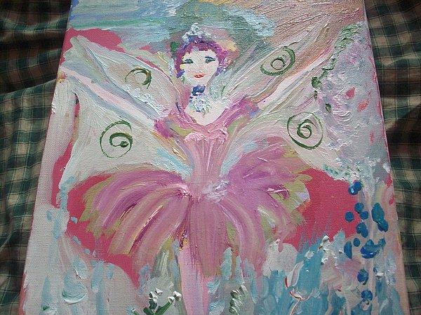 Judith Desrosiers - Highland fairy