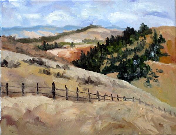 Char Wood - Hillside Ranch