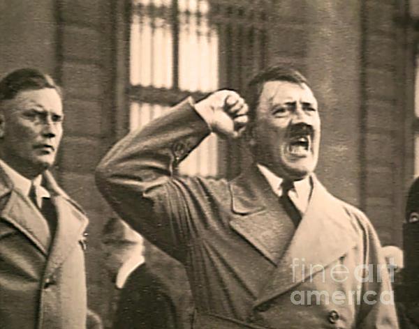 Al Bourassa - Hitler the Orator
