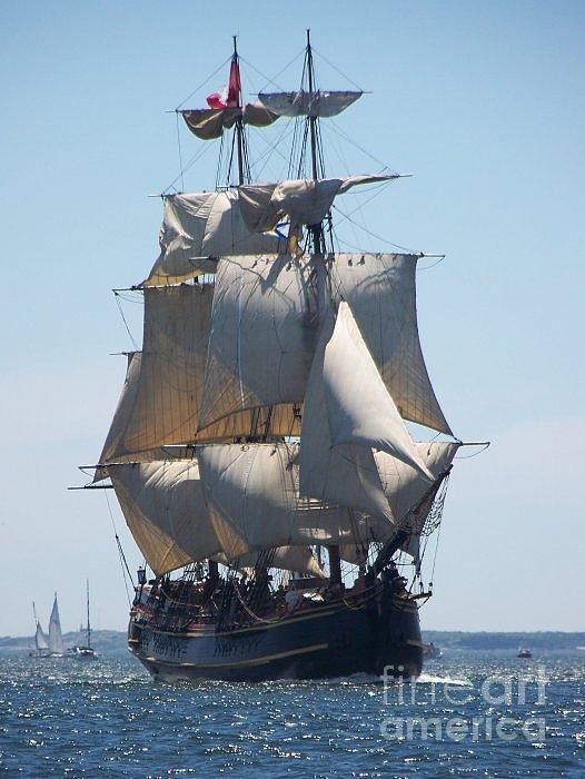 L Jaye  Bell - HMS Bounty