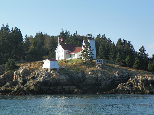 Joseph Rennie - Hockamock Point Lighthouse