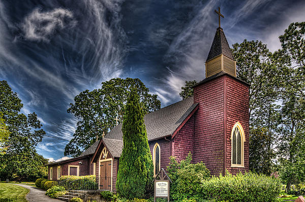 Sandra Sigfusson - Holy Trinity Anglican Church